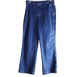 SOFT SURROUNDINGS BOOT PULL ON JEANS